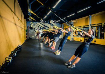 TRX / Fitness Bitevní pole