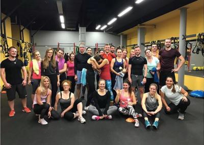 Kruhový trénink / Fitness Bitevní pole / Praha 7 Holešovice