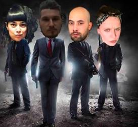 KEMP: Bitevní pole – Mafia 2019