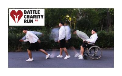 BATTLE CHARITY RUN | propozice