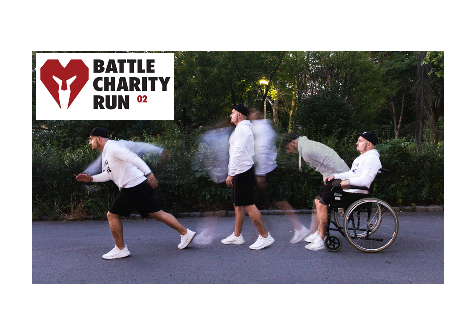 BATTLE CHARITY RUN | propozice
