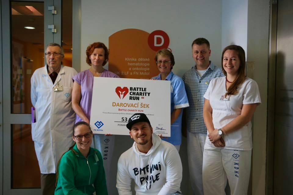Battle Charity RUN | 53 000 Kč