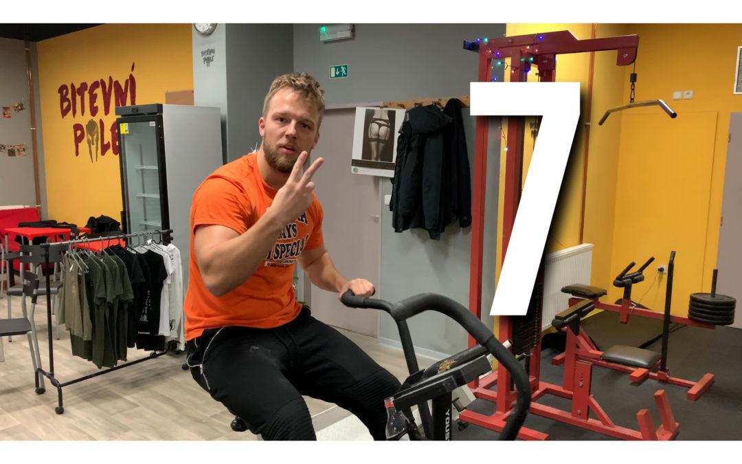 VÁNOČNÍ SOUTĚŽ | Challenge No. 7